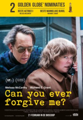 Mellissa McCarthy als Lee Israel in Can You Ever Forgive Me