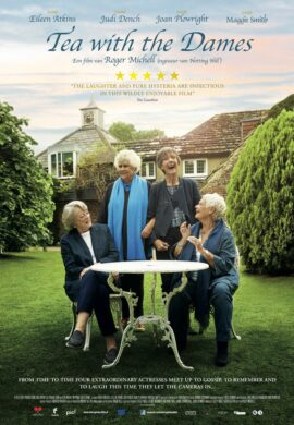Tea with the Dames Judi Dench Eileen Atkins Joan Plowright Maggie Smth