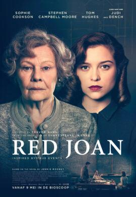 Red Joan - Judi Dench - Philomena - Sophie Cook - The KingsmanFilms in Amsterdam Centrum – Films Amsterdam tijden – Films Amsterdam nu.