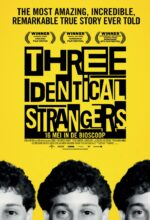 Three Identical Strangers - Films in Amsterdam Centrum – Films Amsterdam tijden – Films Amsterdam nu.