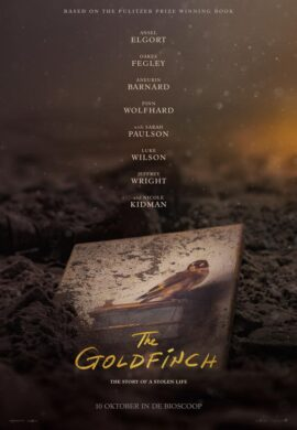 The Goldfinch - Films in Amsterdam Centrum – Films Amsterdam tijden – Films Amsterdam nu