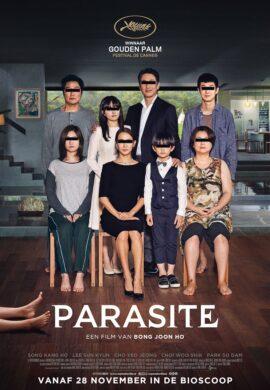 Films in Amsterdam Centrum – Films Amsterdam tijden – Films Amsterdam nu - Parasite