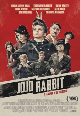 Films in Amsterdam Centrum – Films Amsterdam tijden – Films Amsterdam nu – Jojo Rabbit