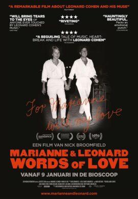 ilms in Amsterdam Centrum – Films Amsterdam tijden – Films Amsterdam nu – Marianne & Leonard: Words of Love