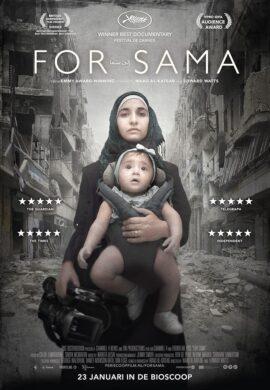 Films in Amsterdam Centrum – Films Amsterdam tijden – Films Amsterdam nu – For Sama