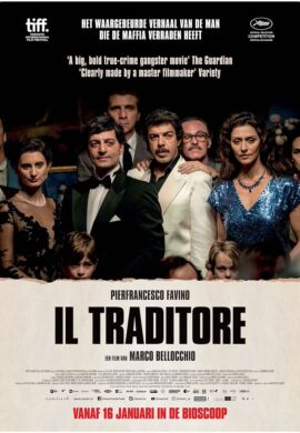 Films in Amsterdam – Timetable Films Amsterdam – Current Films Amsterdam - – il traditore – the traitor